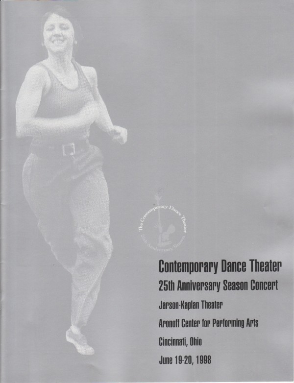 CDT 25th Program Booklet